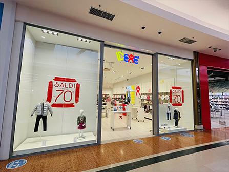 big sale cd58c 34146 Idexè - Centro Commerciale Serravalle
